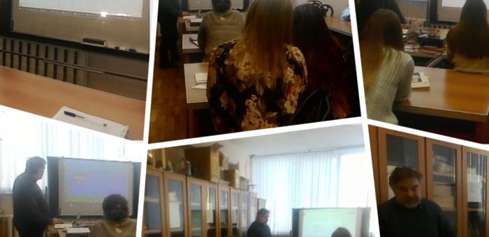 В Нижегородском педагогическом университете состоялся семинар «ОШИО»
