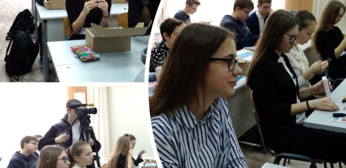 В Кстово молодые инженеры сделали свои первые схемы