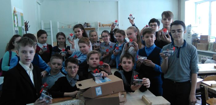 В Кстово прошёл первый весенний практикум