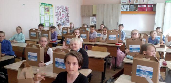 ОШИО в Новинковской школе