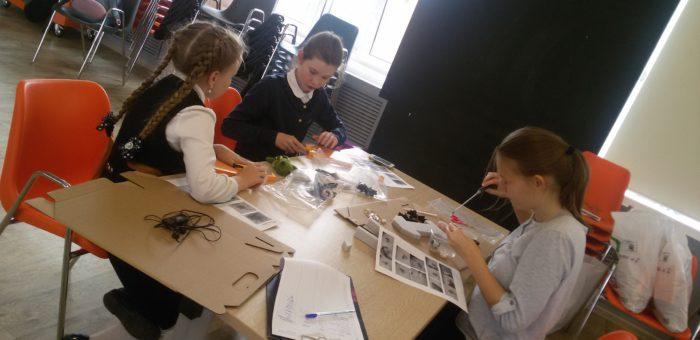 В Сарове в трёх школах прошли инженерные уроки
