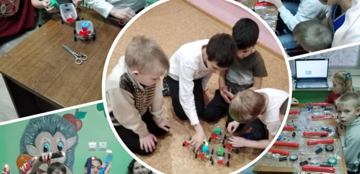 Вознесенские юные инженеры